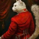 comment peindre un chat
