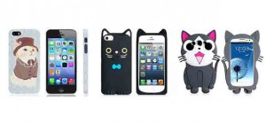 coque chat smartphone