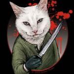 Série Dexter Morgan en chat