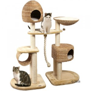 idée arbre à chat à faire soi meme