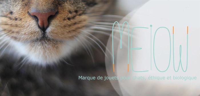 meiow jouet chat bio france interview